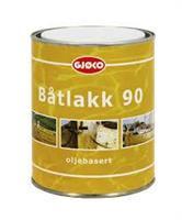 Gjöco Båtlack Klar 0,75L