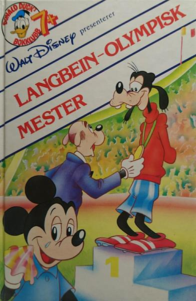 Langbein - Olympisk mester