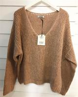 Piro Chunky Mohair Knit, Duna