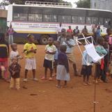 Open Air in Kibera
