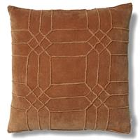 Classic Collection Cushion Cover Delhi, Glazed Ginger