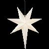 Julstjärna Frozen vit 55cm Star Trading