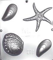 Plastform Ass. Skjell mm (1269)