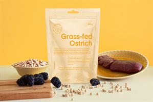 Buddy Grass-fed Ostrich 200g