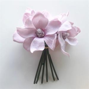Magnolia kukkakimppu