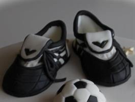 Utstikkersett Fotballsko 3D (NO.951)