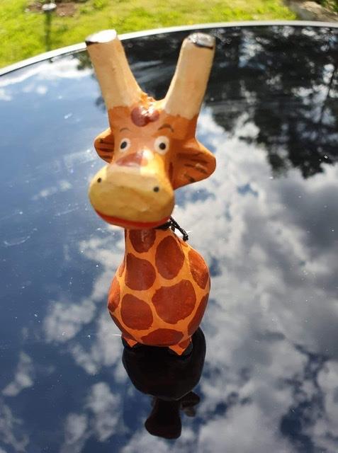 Liten giraff