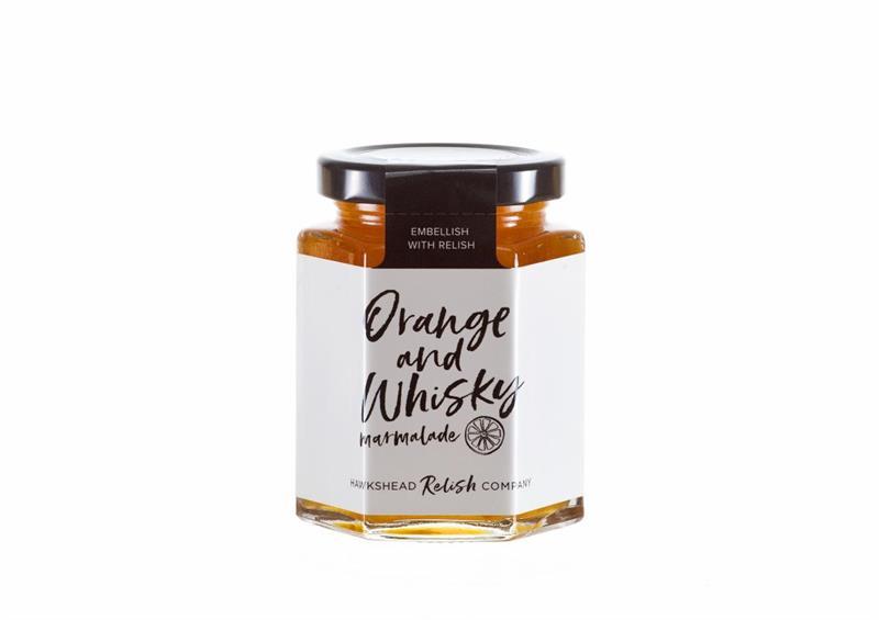 Orange & Whisky Marmalade 230g