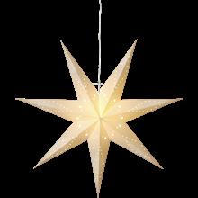 Julstjärna Katabo 100cm vit Star Trading