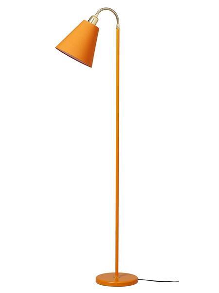 Golvlampa Haga orange AH