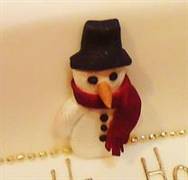 Utstikkersett Snowman, 3 deler KB