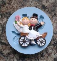 Silikonform Bryllup 3 NM
