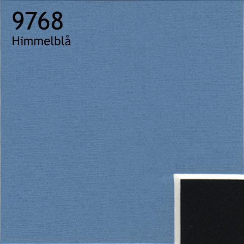 9768 himmelblå