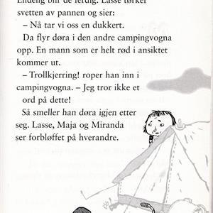 LasseMajas Detektivbyrå: Camping-mysteriet