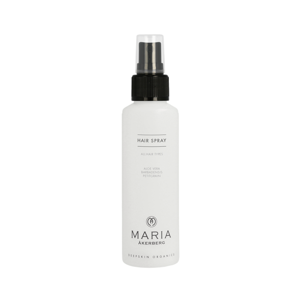 Hair Spray Organic 125 ml