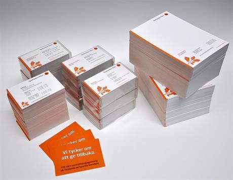Visit- och korrespondenskort