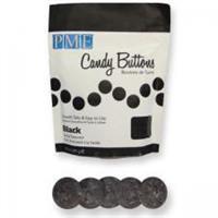 PME Candy Buttons Sjokolade, Sort