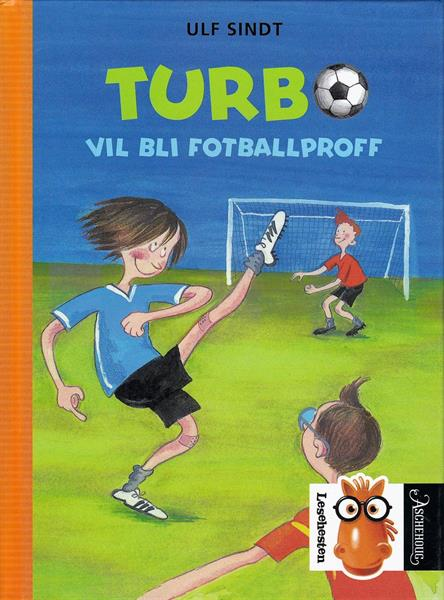 Turbo vil bli fotballproff