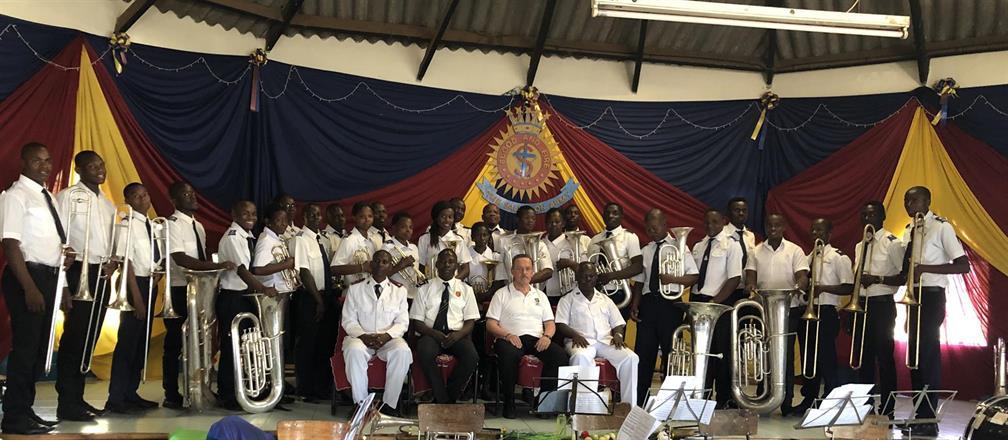The Kibera Citadel Band 2019 March 17