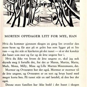 Mormor og de åtte ungene i skogen