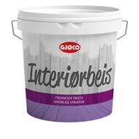 Gjöco Interiörbeis/Lasyr  Bas Klar 0,68L