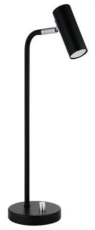 Skrivbord mini GU10 svart Oriva