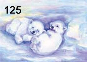 Jääkarhut kortti
