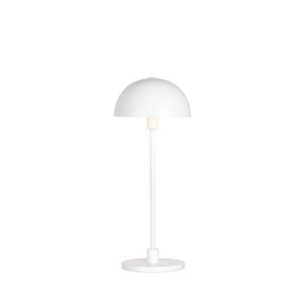 Bordslampa Vienda mini mattvit Herstal