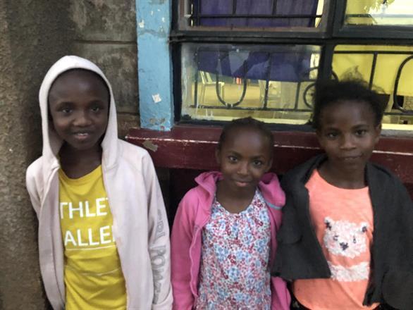 Rozinah, Florence & Dorah - will we see them again?