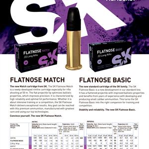 SK Flatnose Target