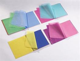 Japanilainen silkkipaperi 5x(24x24cm) blokkia a'240ark 21g 20-värin lajitelma