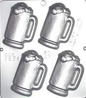 Plastform Øl Glass Krus 4 stk