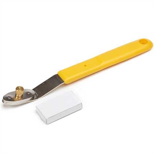Tapetkniv stål