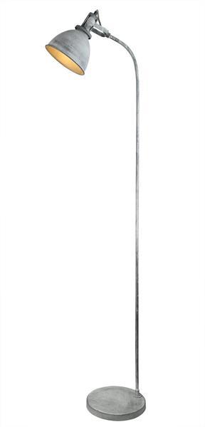 Golvlampa Sandvik grå AH