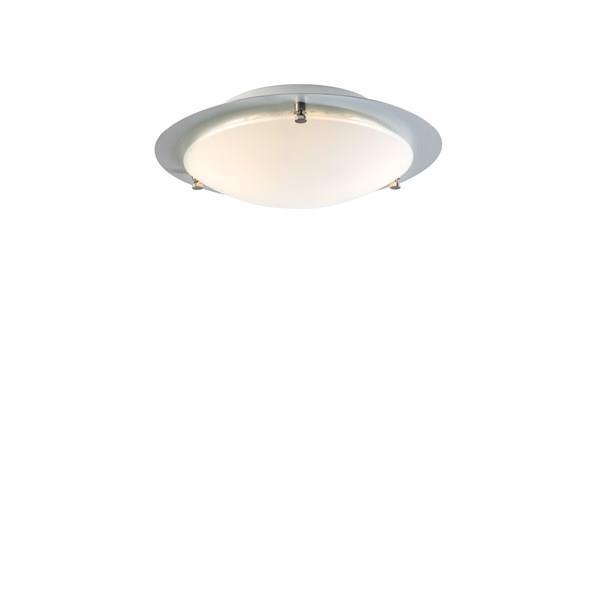 Plafond Cirklo aluminium Belid