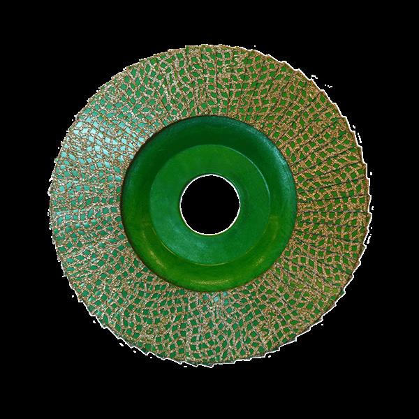 KGS Hybrid Flap Disc #120 Ø115mm