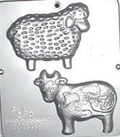 Plastform  Sau og Ku