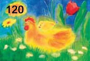 Muniva kana kortti