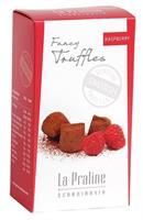 Truffles Raspberry (Bringebær) 100g