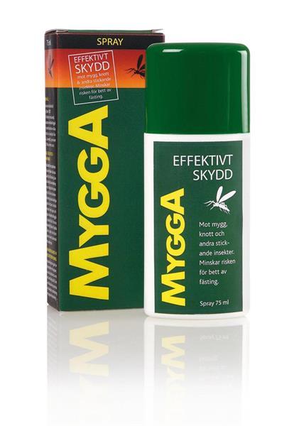 Mygga, spray  75ml