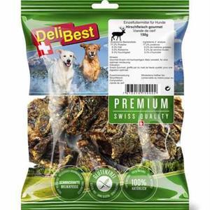 Premium hjortekjøtt 150g malt