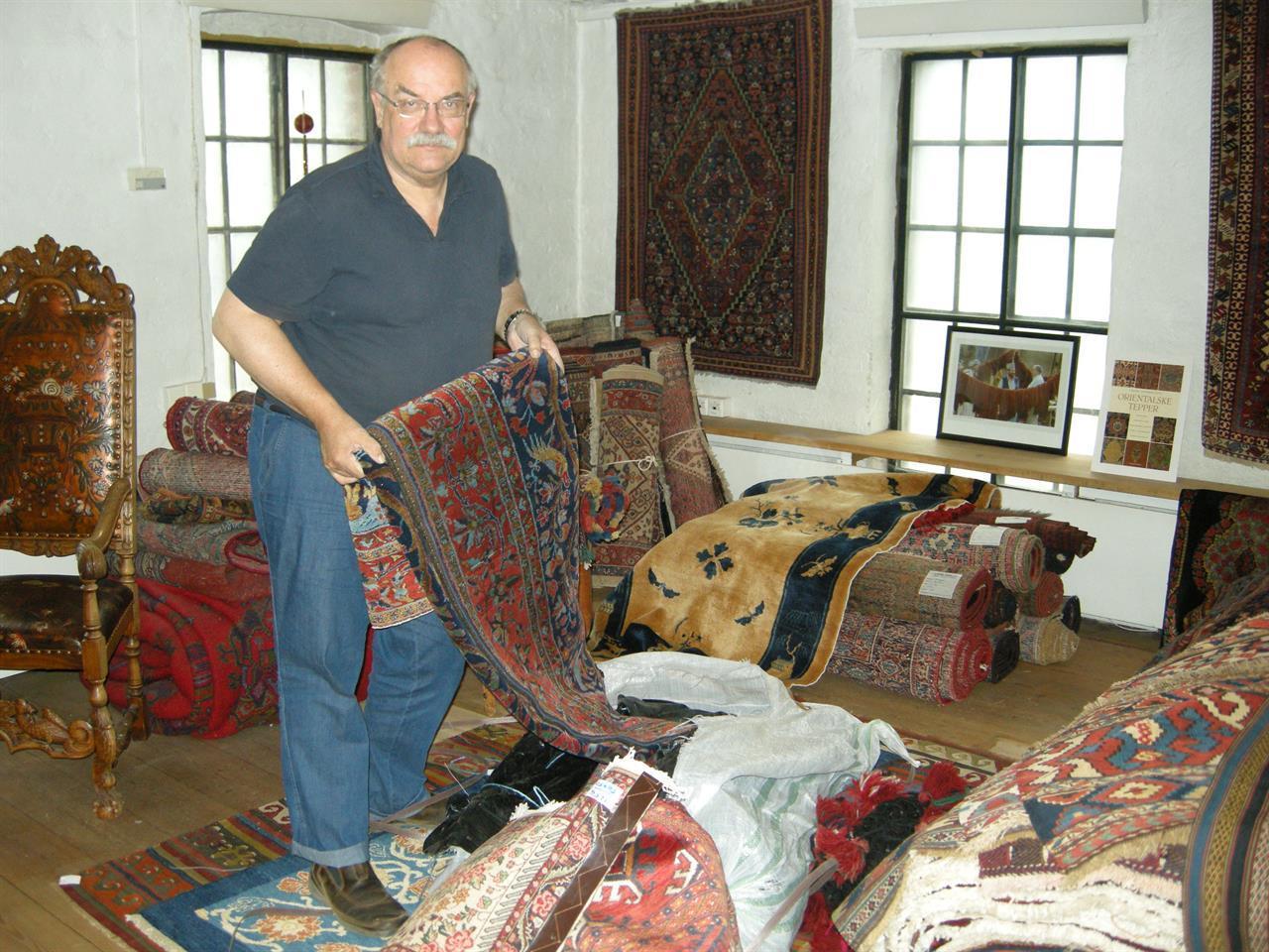Nyinnkjøpte tepper hos Trojo Orientalske Tepper