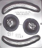 Plastform Banan Split
