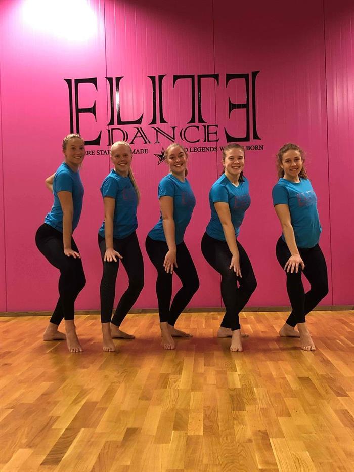 NYHET!!! DANCE FUSION