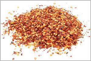 Chilirouhe siemenillä 1 kg, luomu