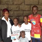 The Kennedy Wendo family