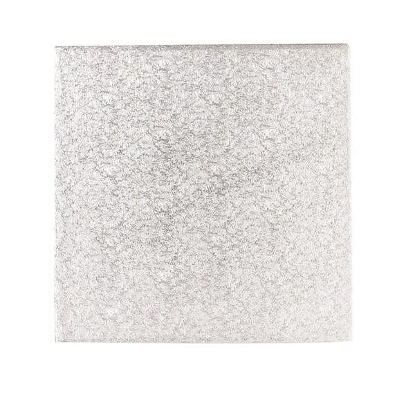 Kakebrett KVADRAT Sølv, 25cm 3mm