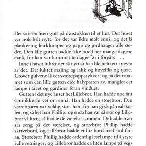 Lillebror og Knerten 1 (bok 1/2 av 3 bøker i