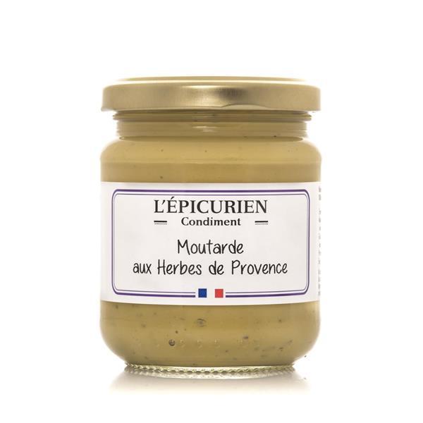 Provence Herbs Mustard 200g