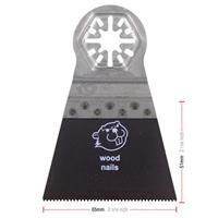 Coram 65 mm bi-metall Quck-Fit